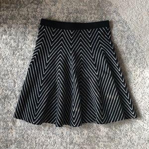 Skater skirt stretchy waist